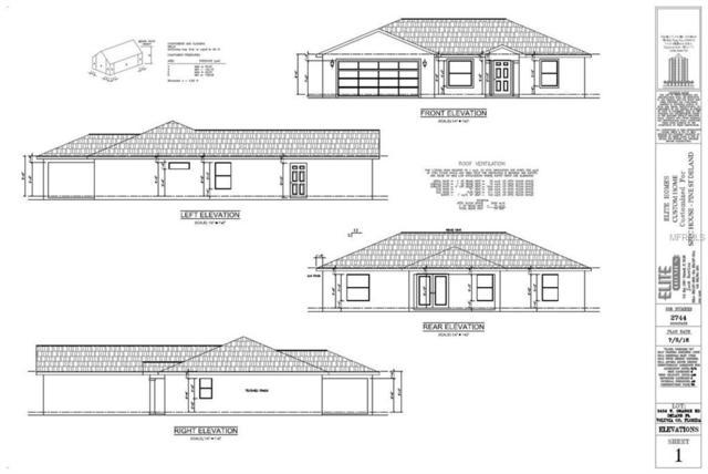 2454 W Orange Road, Deland, FL 32724 (MLS #V4905617) :: Griffin Group