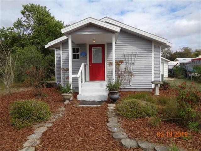 1241 W Euclid Avenue, Deland, FL 32720 (MLS #V4905770) :: The Edge Group at Keller Williams