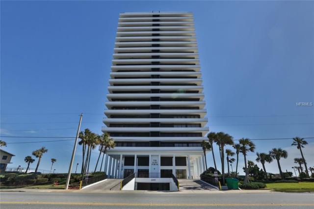 2200 N Atlantic Avenue #1101, Daytona Beach, FL 32118 (MLS #V4905932) :: Florida Life Real Estate Group