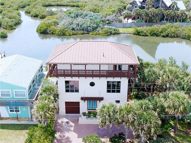 5900 S Atlantic Avenue, New Smyrna Beach, FL 32169 (MLS #V4906385) :: The Duncan Duo Team