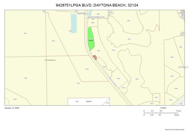 Lpga Boulevard, Daytona Beach, FL 32124 (MLS #V4906616) :: Mark and Joni Coulter | Better Homes and Gardens