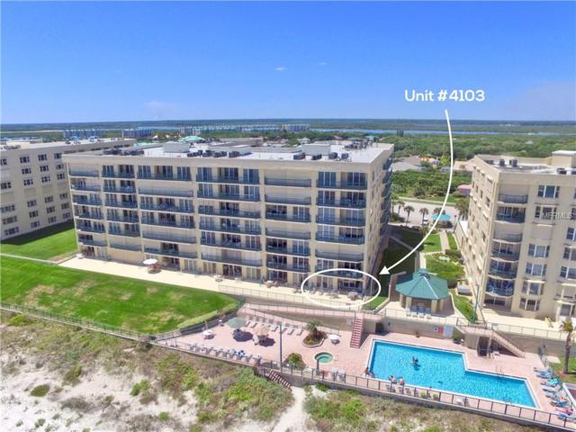 4555 S Atlantic Avenue #4103, Ponce Inlet, FL 32127 (MLS #V4906805) :: Team Bohannon Keller Williams, Tampa Properties