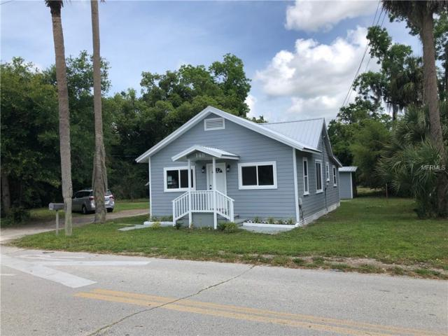 148 W 2ND Avenue, Pierson, FL 32180 (MLS #V4907244) :: GO Realty