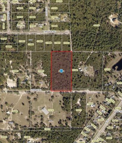 Address Not Published, Eustis, FL 32726 (MLS #V4907363) :: Mark and Joni Coulter | Better Homes and Gardens