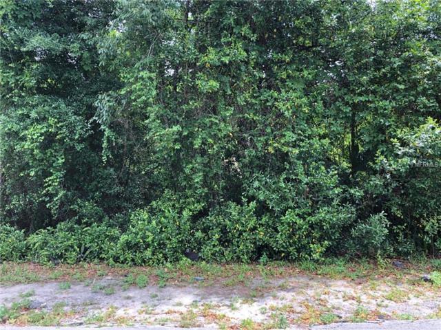 Quince Avenue, Eustis, FL 32736 (MLS #V4907376) :: The Duncan Duo Team