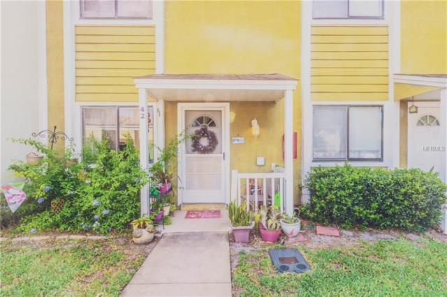 480 Reed Canal Road #42, South Daytona, FL 32119 (MLS #V4907382) :: The Duncan Duo Team