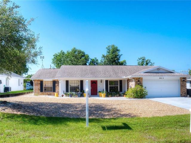 913 Sylvia Drive, Deltona, FL 32725 (MLS #V4907457) :: Premium Properties Real Estate Services