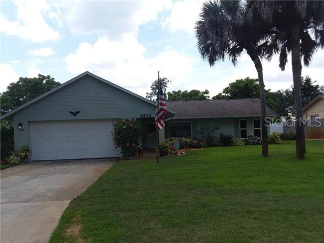 1314 Queen Palm Drive, Edgewater, FL 32132 (MLS #V4907764) :: The Duncan Duo Team
