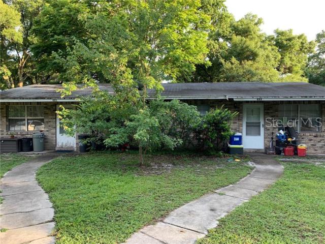 421 Baker Avenue, Lake Helen, FL 32744 (MLS #V4907802) :: The Duncan Duo Team