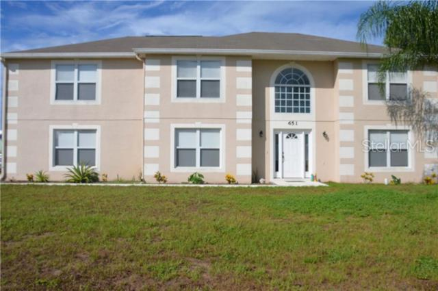 651 Fort Smith Boulevard, Deltona, FL 32738 (MLS #V4907817) :: The Duncan Duo Team