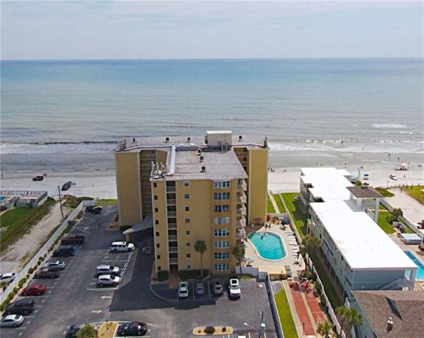 3501 S Atlantic Avenue #2010, New Smyrna Beach, FL 32169 (MLS #V4907821) :: Team Buky