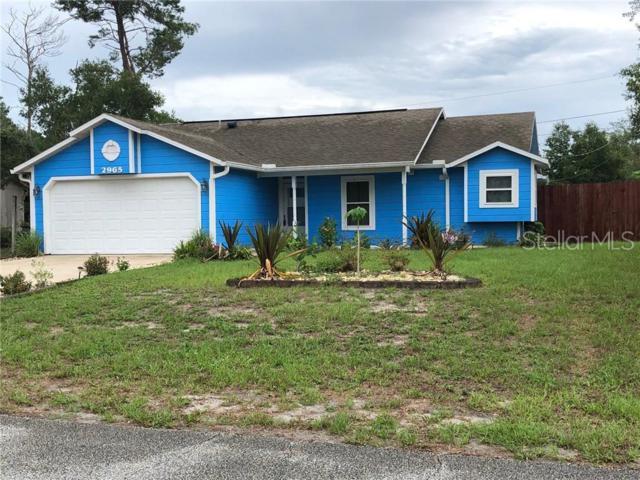 2965 Gimlet Drive, Deltona, FL 32738 (MLS #V4907850) :: Premium Properties Real Estate Services