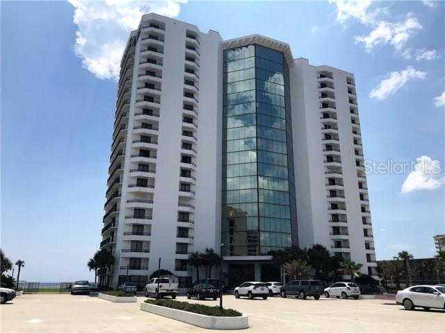 2425 S Atlantic Avenue #801, Daytona Beach Shores, FL 32118 (MLS #V4907989) :: Florida Life Real Estate Group