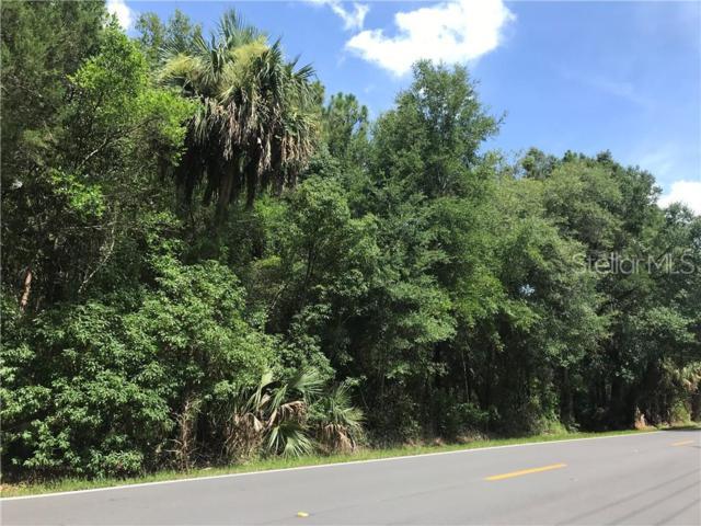 Hamilton Avenue, Orange City, FL 32763 (MLS #V4908042) :: The Duncan Duo Team