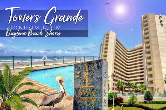 Address Not Published, Daytona Beach Shores, FL 32118 (MLS #V4908049) :: Florida Life Real Estate Group