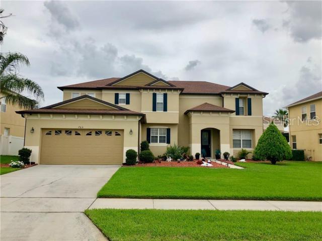 765 Rainfall Drive, Winter Garden, FL 34787 (MLS #V4908050) :: Your Florida House Team