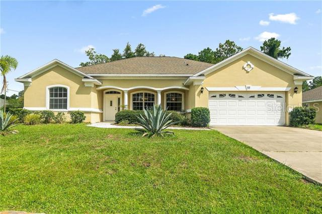 55 Woodbury Drive, Palm Coast, FL 32164 (MLS #V4908075) :: The Duncan Duo Team