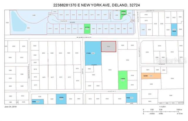 1370 E New York Avenue, Deland, FL 32724 (MLS #V4908083) :: Jeff Borham & Associates at Keller Williams Realty