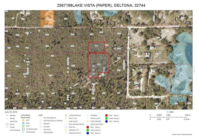 Lake Vista Paper Avenue, Deltona, FL 32725 (MLS #V4908116) :: The Duncan Duo Team