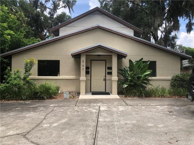 547 E New York Avenue, Deland, FL 32724 (MLS #V4908354) :: Florida Life Real Estate Group