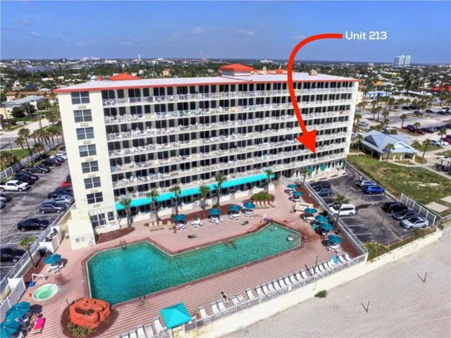 701 S Atlantic Avenue #213, Daytona Beach, FL 32118 (MLS #V4908404) :: Florida Life Real Estate Group