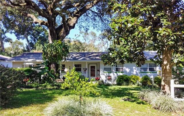 805 Overhill Rd, Deland, FL 32720 (MLS #V4908482) :: Cartwright Realty