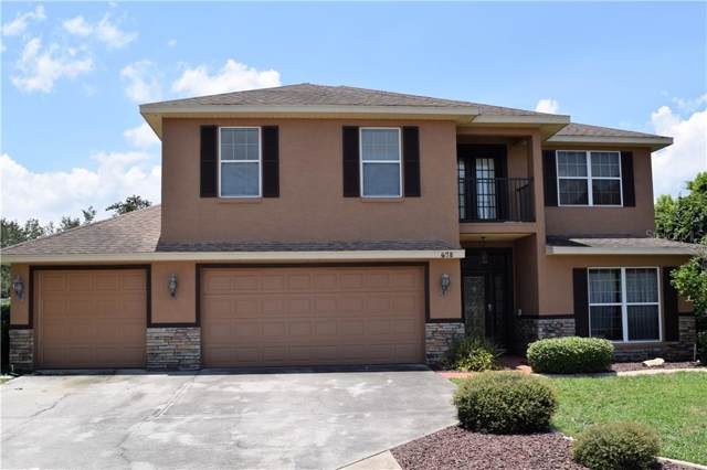 678 Shawsbury Way, Deltona, FL 32725 (MLS #V4908527) :: The Comerford Group