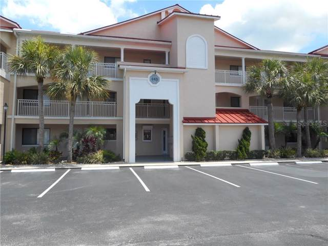 445 Bouchelle Drive #305, New Smyrna Beach, FL 32169 (MLS #V4908551) :: Cartwright Realty