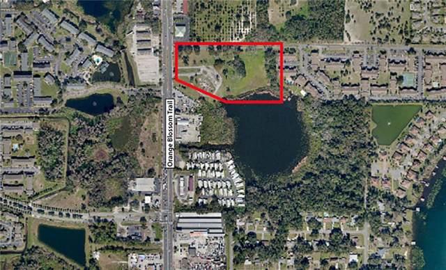 4893 S Orange Avenue, Orlando, FL 32806 (MLS #V4908552) :: Team Bohannon Keller Williams, Tampa Properties
