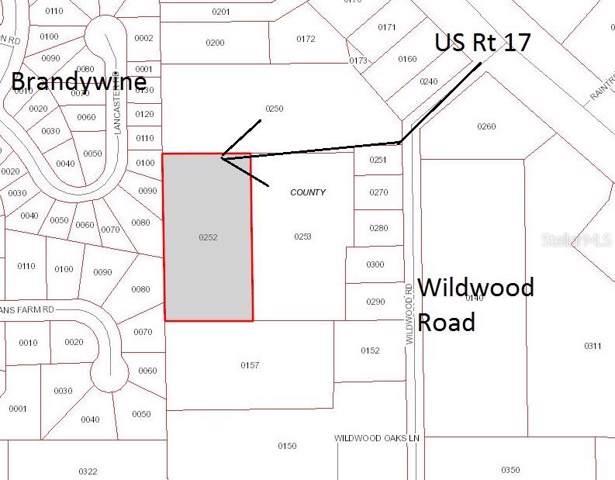 127 Wildwood Road, Deland, FL 32720 (MLS #V4908616) :: The Duncan Duo Team