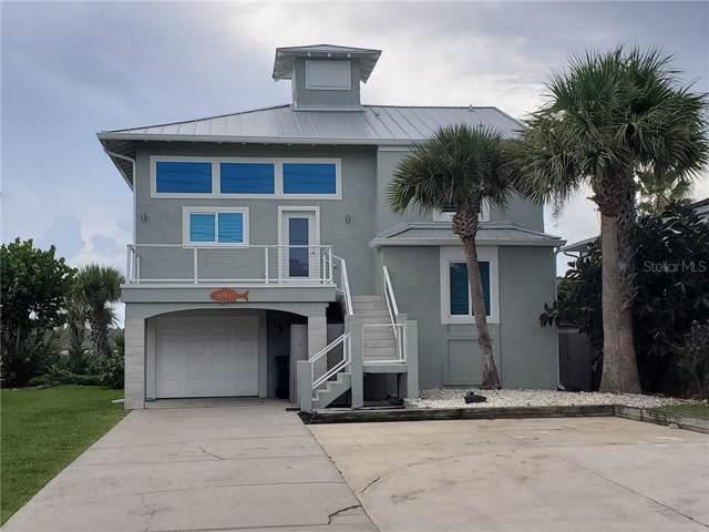 6980 Turtlemound Road, New Smyrna Beach, FL 32169 (MLS #V4908635) :: Florida Life Real Estate Group