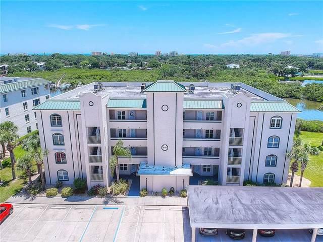 428 Bouchelle Drive #204, New Smyrna Beach, FL 32169 (MLS #V4908661) :: Florida Life Real Estate Group