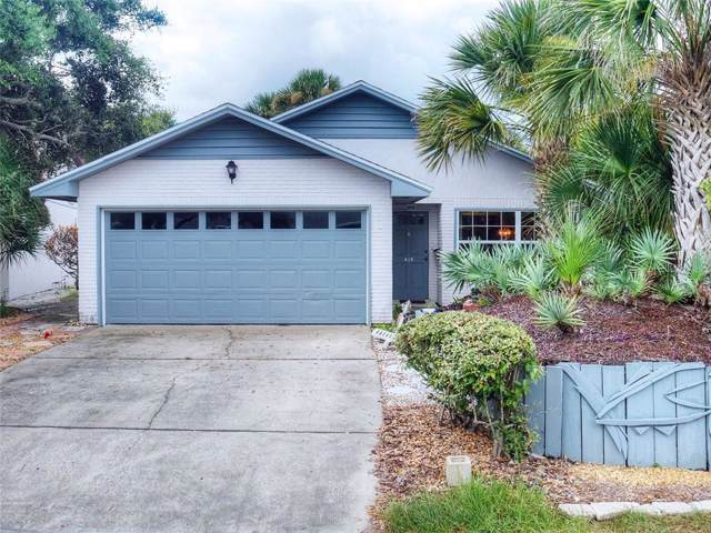 415 Cedar Avenue, New Smyrna Beach, FL 32169 (MLS #V4908696) :: Team Bohannon Keller Williams, Tampa Properties