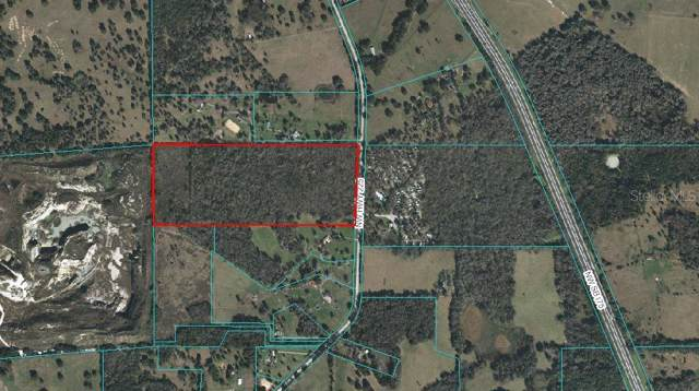 Nw Hwy 225, Reddick, FL 32686 (MLS #V4908754) :: Griffin Group