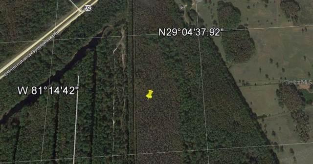 University Highlands, Deland, FL 32724 (MLS #V4908791) :: Cartwright Realty