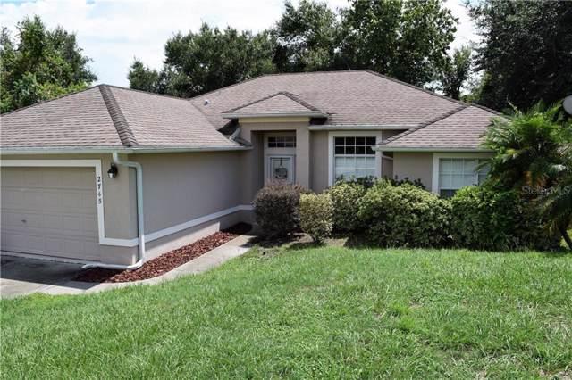2745 Bluestone Drive, Deltona, FL 32738 (MLS #V4909044) :: Team Bohannon Keller Williams, Tampa Properties