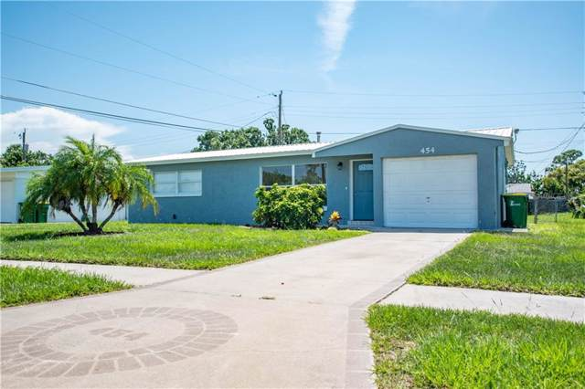 454 Camel Circle, Cocoa, FL 32927 (MLS #V4909131) :: Griffin Group