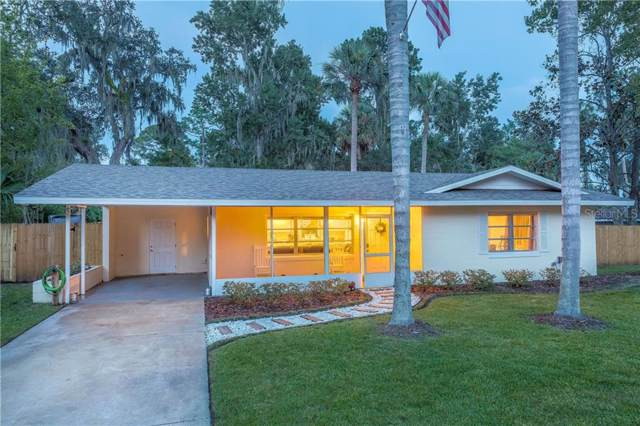 303 Lakeshore Drive, Debary, FL 32713 (MLS #V4909179) :: The A Team of Charles Rutenberg Realty