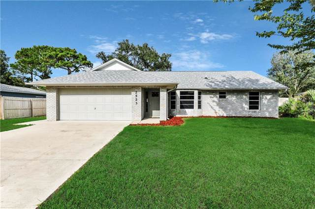 2523 Sabal Palm Drive, Edgewater, FL 32141 (MLS #V4909195) :: White Sands Realty Group