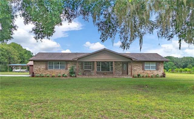 753 Shaw Lake Road, Pierson, FL 32180 (MLS #V4909205) :: Bustamante Real Estate