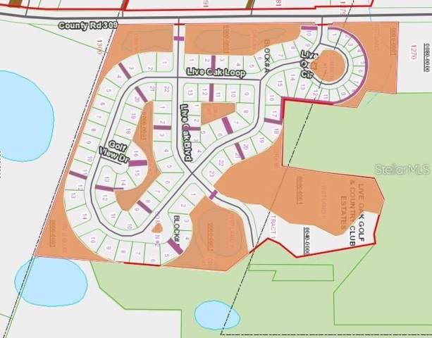 147 Live Oak Circle, Crescent City, FL 32112 (MLS #V4909237) :: Lovitch Group, Keller Williams Realty South Shore