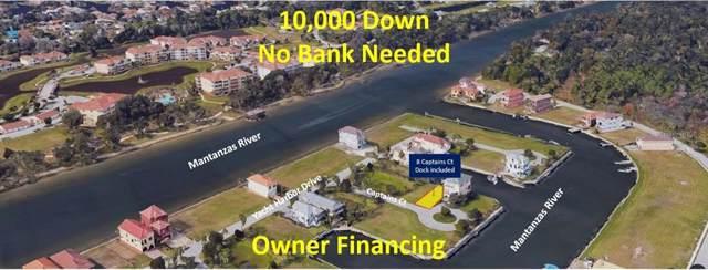 10 Northshore Drive, Palm Coast, FL 32137 (MLS #V4909268) :: The Duncan Duo Team