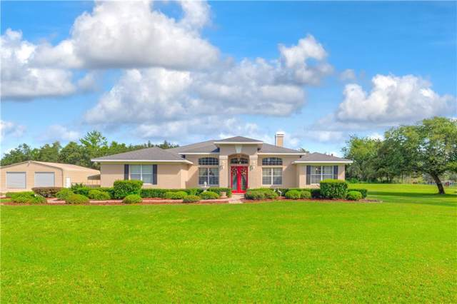 466 Shaw Lake Road, Pierson, FL 32180 (MLS #V4909316) :: The Duncan Duo Team