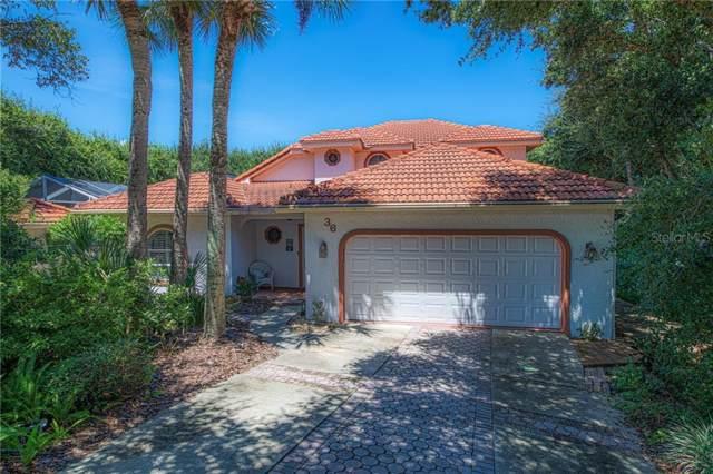 36 Coastal Oaks Circle, Ponce Inlet, FL 32127 (MLS #V4909407) :: GO Realty