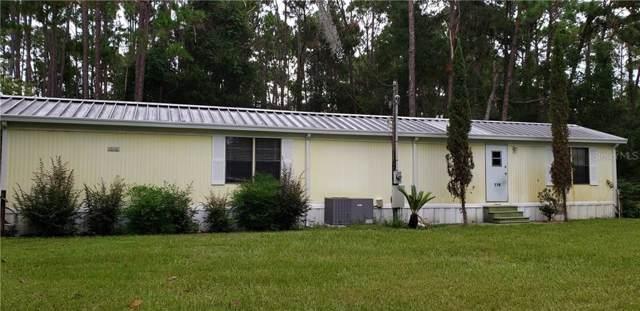 116 Parker Road, Crescent City, FL 32112 (MLS #V4909552) :: Cartwright Realty
