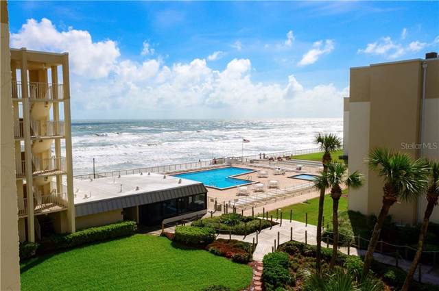 4175 S Atlantic Avenue #407, New Smyrna Beach, FL 32169 (MLS #V4909579) :: Griffin Group