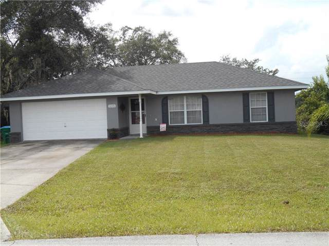 2595 Hillview Circle, Deltona, FL 32725 (MLS #V4909594) :: Lockhart & Walseth Team, Realtors