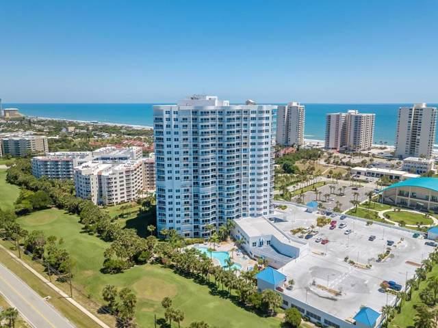 2 Oceans West Boulevard #1206, Daytona Beach Shores, FL 32118 (MLS #V4909631) :: Florida Life Real Estate Group