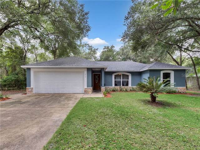 610 N Summit Avenue, Lake Helen, FL 32744 (MLS #V4909679) :: Premium Properties Real Estate Services
