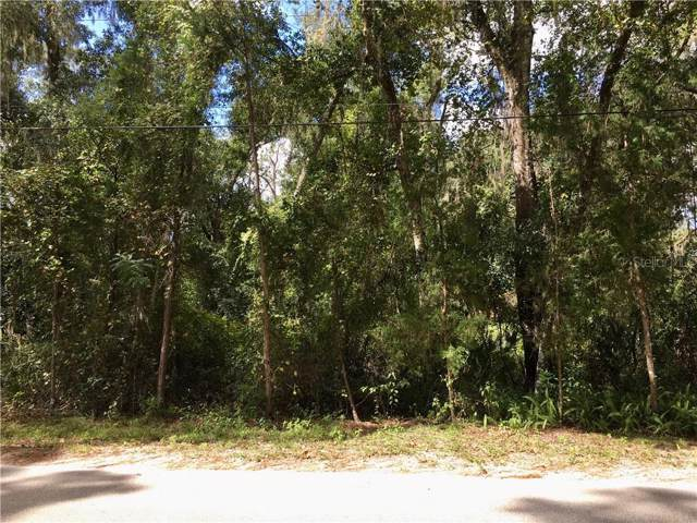N High Street, Lake Helen, FL 32744 (MLS #V4910136) :: 54 Realty